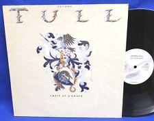 LP Jethro Tull-CREST of soffriva // German Chrysalis