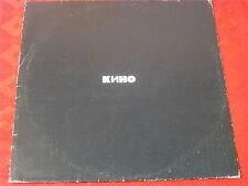 LP Russian Wave KINO Same BLACK ALBUM STUDIO METADIGITAL Ultra Rare !!!