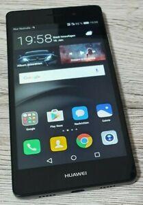 Huawei P8lite ALE-L21 - 16GB - Schwarz (Ohne Simlock) Smartphone (Dual Sim)