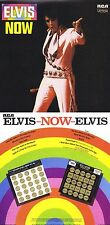 """Elvis Presley """"Elvis now"""" Von 1972! 10 Songs! Mit """"Hey Jude""""! Nagelneue CD!"""