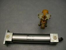 "AVCF1-1/8X5-D-P-Q PHD Cylinder 1-1/8"" Bore 5"" Stroke .375"" Rod 1/8"" NPT Ports"