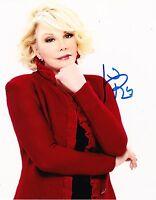 Joan Rivers ++ Autogramm ++ Shrek 2 Autograph Serial Mom Der Schwimmer