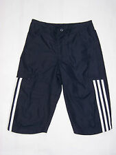 Adidas PANTACOURT polyester adolescente fille neuf taille 16 ans coloris marine