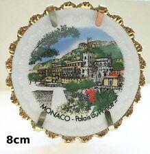 assiette en porcelaine d'art, Monaco, Monte Carlo, Palais du Prince   **T5
