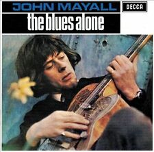 The Blues Alone [Bonus Tracks] by John Mayall (CD, Oct-2006, Decca)