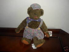 Ganz Cottage Collectibles Teddy Bear Wooster with tags
