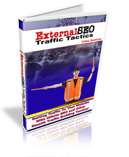 External SEO Traffic Video Seminar on CD