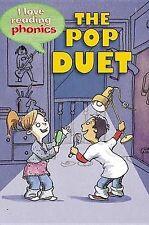 I Love Reading Phonics Level 3: The Pop Duet  Paperback Book