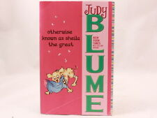GOOD+ Otherwise Known as Sheila the Great by Judy Blume