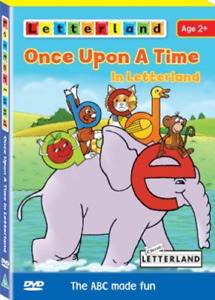Wendon, lyn-once upon a time in letterland bookh nine