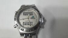 Adidas Equipment orologio uomo tipo militare dual time quartz (batteria) raro