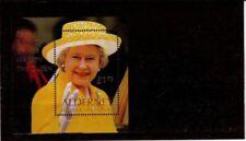 Royalty Decimal Alderney Regional Stamp Issues