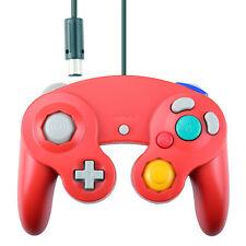 ★★ Manette Vibrante pour GameCube/Wii Rouge Générique neuve Garantie 1an ★★