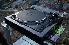 DUAL plattenspieler cs 505-4  piano black Zarge
