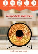 200W Portable Mini Electric Heater Fan Winter Air Warmer Silent Home Office Desk