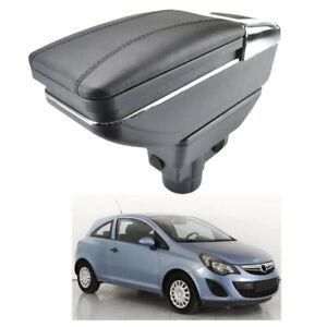 Armrest Rotatable Storage Box For Opel / Vauxhall Corsa D 2006-2014 Ashtray