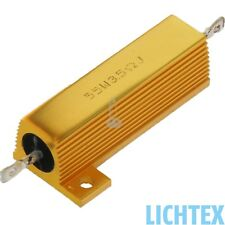 12V 55W 3.5 Ohm CAN-Bus Beleuchtungsfehler Wiederstand Leistungswiderstand NEW