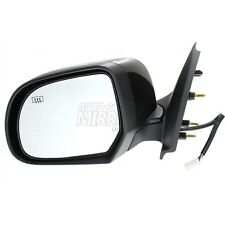 Fits Versa 12-14 Driver Side Mirror Replacement - Heated