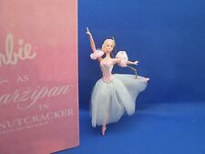 Barbie~Avon Porcelain Ornament~MARZIPAN~The Nutcracker~3rd in series~1999