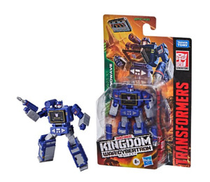 Transformers Generations War for Cybertron Kingdom Core Class WFC-K21 Soundwave