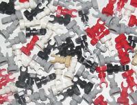 Lego ® Paire de Jambes Squelette Leg Skeleton Choose Color ref 6266 NEW