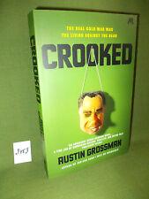 AUSTIN GROSSMAN CROOKED FIRST UK PAPERBACK EDITION NEW & UNREAD