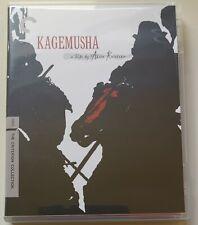 Kagemusha (Akira Kurosawa) Blu-ray Criterion Collection Region A inkl. Booklet