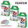 30 Sheets Fujifilm Instax Mini Film For Fuji 8 7s 50s 70 90 SP-1 Instant Camera