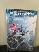 DC Universe Rebirth Deluxe Edition HC (DC Universe Event) (Hardcover), Frank, G~