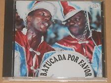 BATUCADA POR FAVOR -s/t- CD