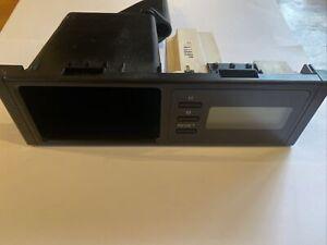 MAZDA MX5  (MK2 1998 - 2001)  DIGITAL CLOCK / CUBBY BOX - GENUINE MAZDA PART