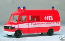 Herpa 1/87 Mercedes-Benz 207 D Rettungswagen // H 596