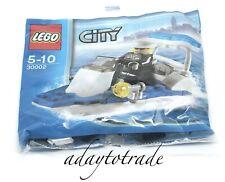 LEGO Polybag - 30002 - LEGO City Police Boat RBB