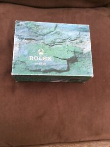 ROLEX OYSTER OUTER BOX