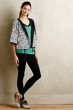 NWT $118.00 Anthropologie Obscura Dotted Windbreaker by Pure + Good Sz. Small