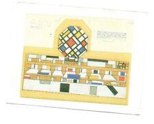 Theo Van Doesburg/Cornelis Van Eesteren - De Stijl - Art Postcard