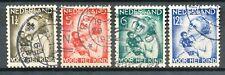 Nederland  270 - 273 gebruikt (3)