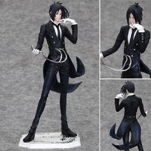 Kuroshitsuji Black Butler Sebastian Michaelis Anime Manga Figuren Figur PVC 24CM