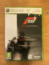 Forza Motorsport 3 - Microsoft Xbox 360 - With Case AND Manual