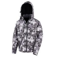 Wasserfeste-Jacken im Softshell
