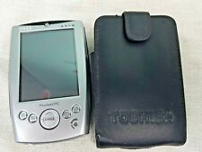 Dell Axim X5 Pda Pocket Pc Palm Pilot Organizer W/ Case-Untested