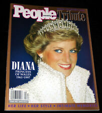 People DIANA Princess of Wales SPECIAL TRIBUTE ISSUE 1997
