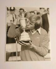 Golf Press Photograph - Bill Rogers 1981 British Open Championship (Sandwich)