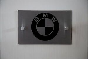 BMW Automotive Car Sign **Aluminum & Acrylic sign** Indoor or Outdoor sign