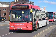 1903 BX09PCV National Express West Midlands Bus 6x4 Quality Bus Photo