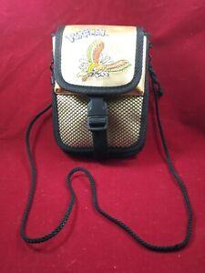 Vintage Pokemon Gold Nintendo GameBoy Color Carry Case