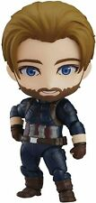*NEW* Marvel: Captain America Infinity Edition DX Ver Nendoroid PVC Figure