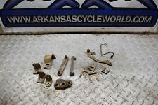 Y4-7 LOT OF PARTS MOUNTS ETC 92 Suzuki KING QUAD RUNNER LTF 250 2X4 FREE SHIP