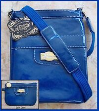 Flaunt by Faith Nicole Sidekick & Coin Case Crossbody Bag & ID Case NEW w Tags