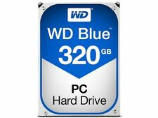 "WD3200BEVT WD Blue 320GB 5400rpm 9.5mm SATA 8MB 2.5"" Laptop Hard Drive Internal"